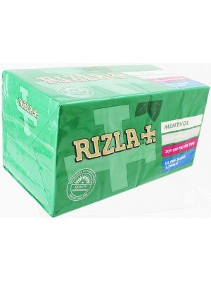 Wholesale Rizla Ultra Slim Menthol Filter Tips-20 packs