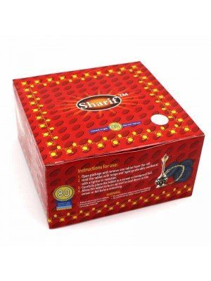 Wholesale Sharif Instant-Light Charcoal Tablets- 80