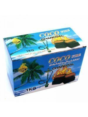 Wholesale Coco Fire Charcoal- 1kg