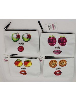 Wholesale Being By Sanctuary Spa Makeup Bag- Assorted designs