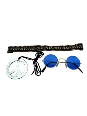 Instant Hippie Kit - Blue