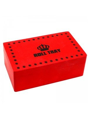 Wholesale Red Wooden R-Box - Roll Tray(Medium)