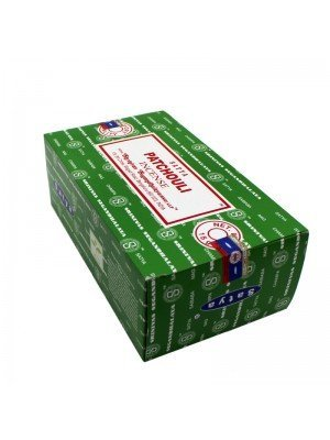 Wholesale Satya Incense Sticks - Patchouli