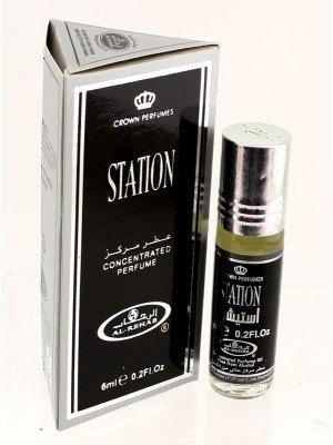 Wholesale Al-Rehab Concentrated Alcohol Free Perfume- Station (6 ml)