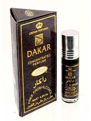 Wholesale Al-Rehab Concentrated Alcohol Free Perfume- Dakar (6 ml)
