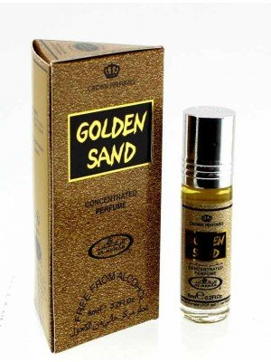 Wholesale Al-Rehab Concentrated Alcohol Free Perfume- Golden Sand (6 ml)