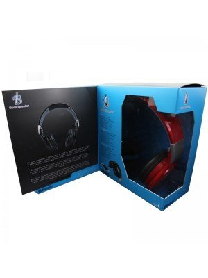 Wholesale Base Booster Bluetooth Headphone BB-3002BT - Red