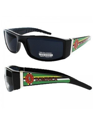 Fashion Sunglasses - Dominica Flag