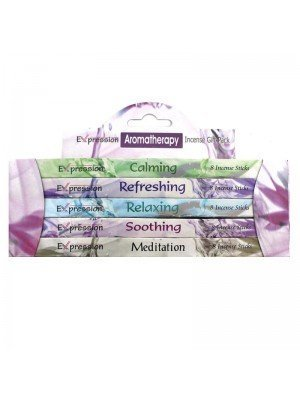 Wholesale Expression Variety Incense Sticks Gift Packs - Aromatherapy