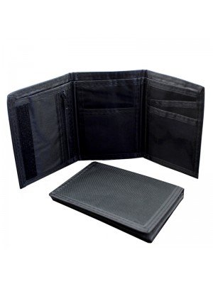 Wholesale Velcro Wallet - Black