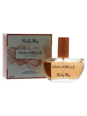 Shirley May Ladies Eau De Toilette - Viva La Belle