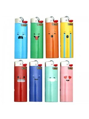 Wholesale BiC Collectable Lighters - Moods - Assorted (x50)