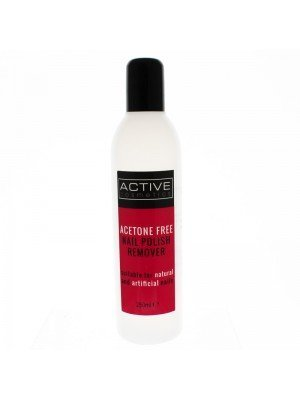 Active Cosmetics Nail Polish Remover For Artificial and Natural Nails