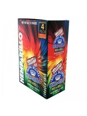Wholesale Royal Blunts HempARillo Mix N Roll Wraps