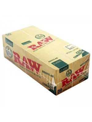 RAW Classic Rolling Papers Special Edition Regular Cut Corners