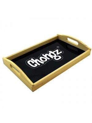 Wholesale Chongz Wooden Rolling Tray - 29 x 18 cm