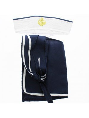 Sailor Party Hat With An Apron