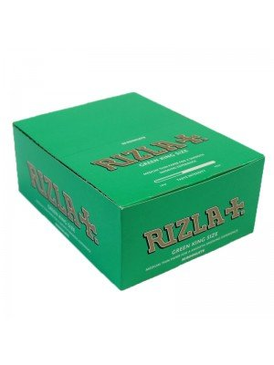 Rizla Green King Size Rolling Papers 50 Booklets