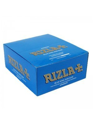 Rizla Blue King Size Slim Rolling Papers 50 Booklets