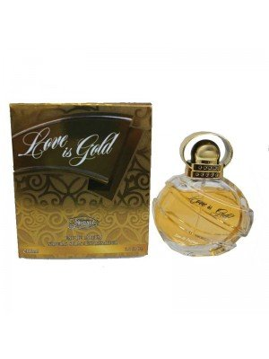 wholesale Momentz Ladies Eau De Parfum - Love is Gold 100ml