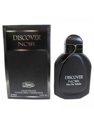 wholesale Momentz Mens Eau De Toilette - Discover Noir 100ml