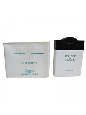 wholesale Momentz Mens Eau De Toilette -  White & Black 100ml