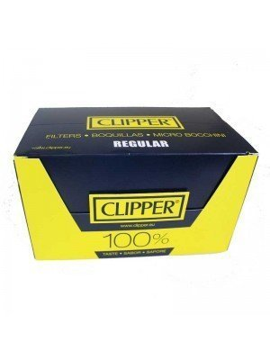 Clipper Smoking Filters