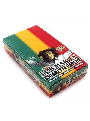 Wholesale Bob Marley Cigarette Papers Pure Hemp