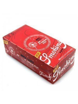 Wholesale Smoking Red Thinnest Regular Papers