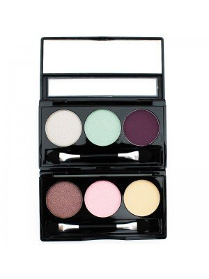 Manhatttan Blogger's Choice Trio Eyeshadow - Assorted Colours