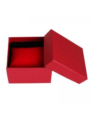 Red Gift Box for Watches