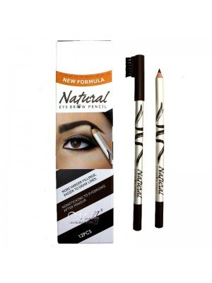 Wholesale Natural Eyebrow Pencil - 12 pieces (B04#)