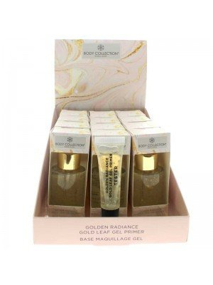 Body Collection Golden Radiance Gold Leaf Gel Primer