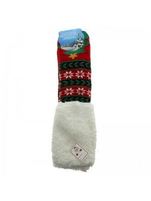 Soft & Cozy Slipper Socks (UK 4-7; EUR 37-41) - Assorted Designs