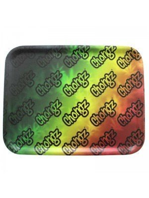 Chongz Multi-Colour Rolling Tray - Approx 36 x 28 cm