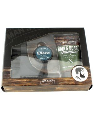 Technic Man's Stuff Hair and Beard Kit - Picture 1
