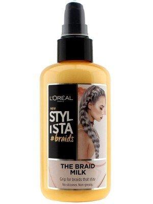 Loreal Paris Stylista - The Braid Milk Hair Styling Cream (200ml)