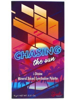 Wholesale Sleek Chasing the Sun Eyeshadow Palette