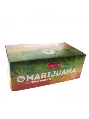 Nandita Marijuana - Natural Incense Sticks