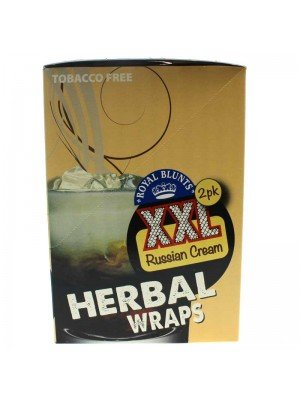 Royal Blunts XXL Russian Cream - Herbal Wraps