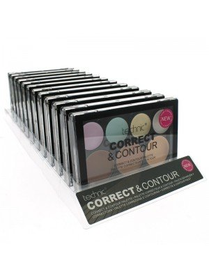 Technic 7 Colour Correct & Contour Palette