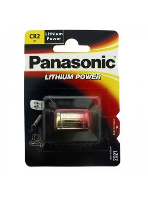 Panasonic Lithium Power Batteries CR2  3V