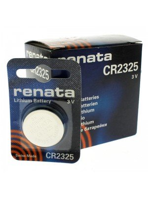 Renata Lithium Batteries - CR2325 (3V)