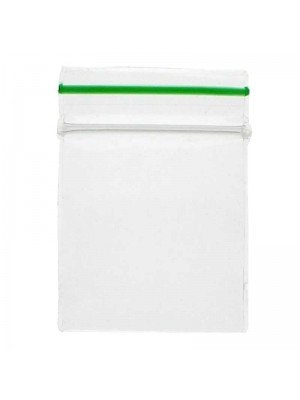 Grip Sealed Plain Baggies - (25mm x 25mm)