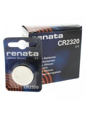 Renata Lithium Batteries - CR2320 (3V)