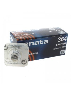 Renata Watch Batteries - 364 (1.55V)