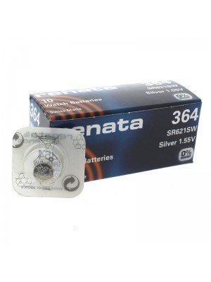 Renata Watch Batteries - 364 (1.55V)