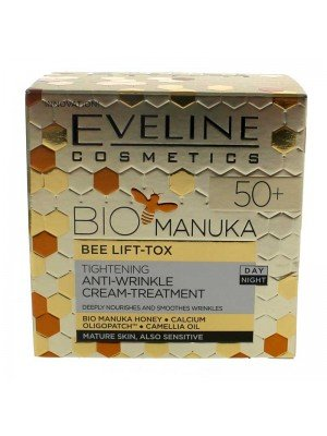 Eveline Cosmetics Bio Manuka Anti-Wrinkle Cream - 50ml