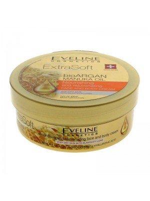 Eveline Cosmetics BioARGAN Manuka Oil Face and Body Cream - 175ml