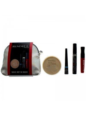 Rimmel London Makeup Gift Set